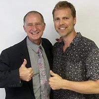 Fort Wayne REIA Lifetime member & Scott FladHammer