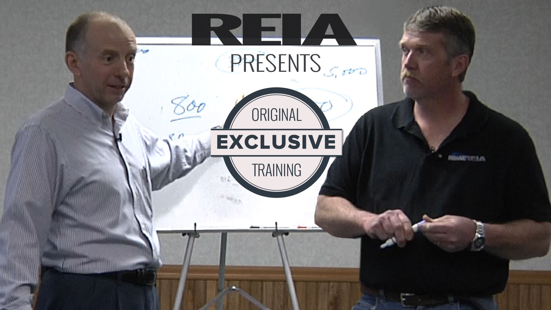 Learn profitable real estate investing from two Seasoned Investors teaching advanced deal analyzing and negotiations for creative real estate investing to invest and flip houses using seller financing for maximum investing profits with no money down.