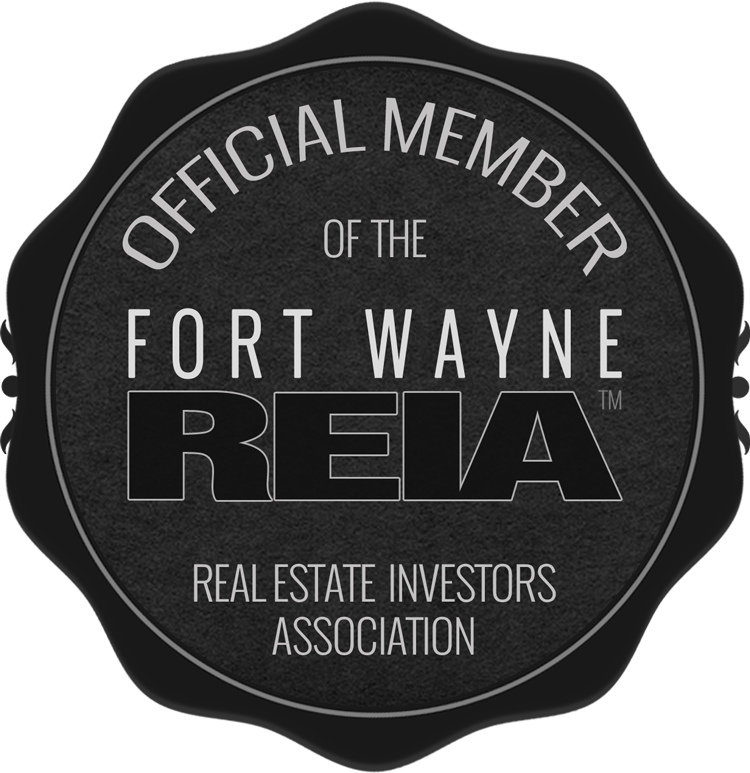 Start investing in the most important thing first: YOU! Then you can earn your real estate investor badge from Fort Wayne REIA™