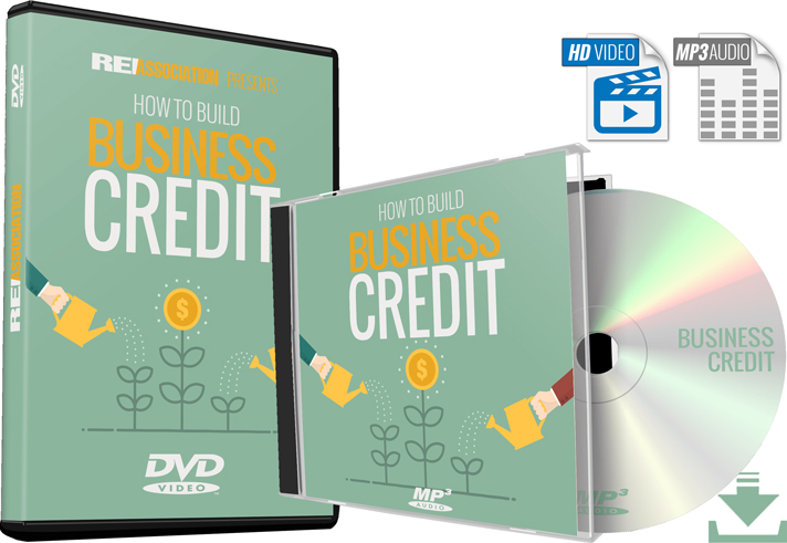 Master Get Build Business Credit with Bad Credit in 2020 with Better Business Credit to Buy Income Property Faster