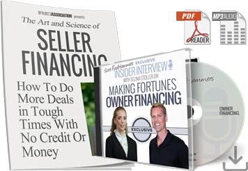 Real Estate Training Owner Financing Explained & Explored Forms for Fort Wayne real estate