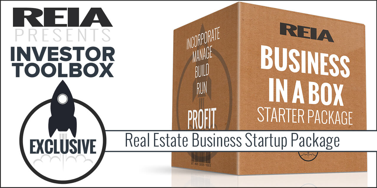 Download the Fort Wayne REIA Investor Toolkit Package of the best business paperwork for starting, building and running a more profitable company.