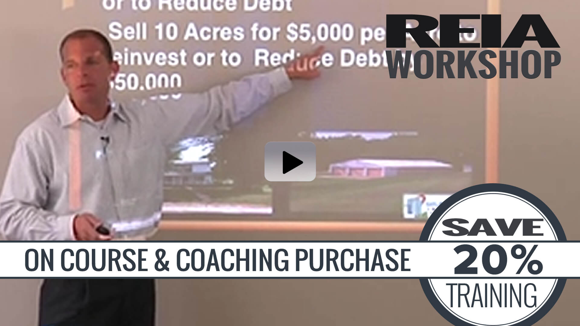 Self Storage Investing Association Training course