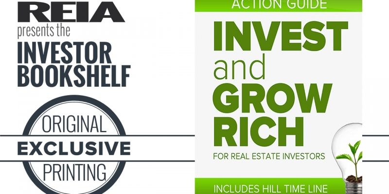 Invest and Grow Rich Real Estate Investors Kit