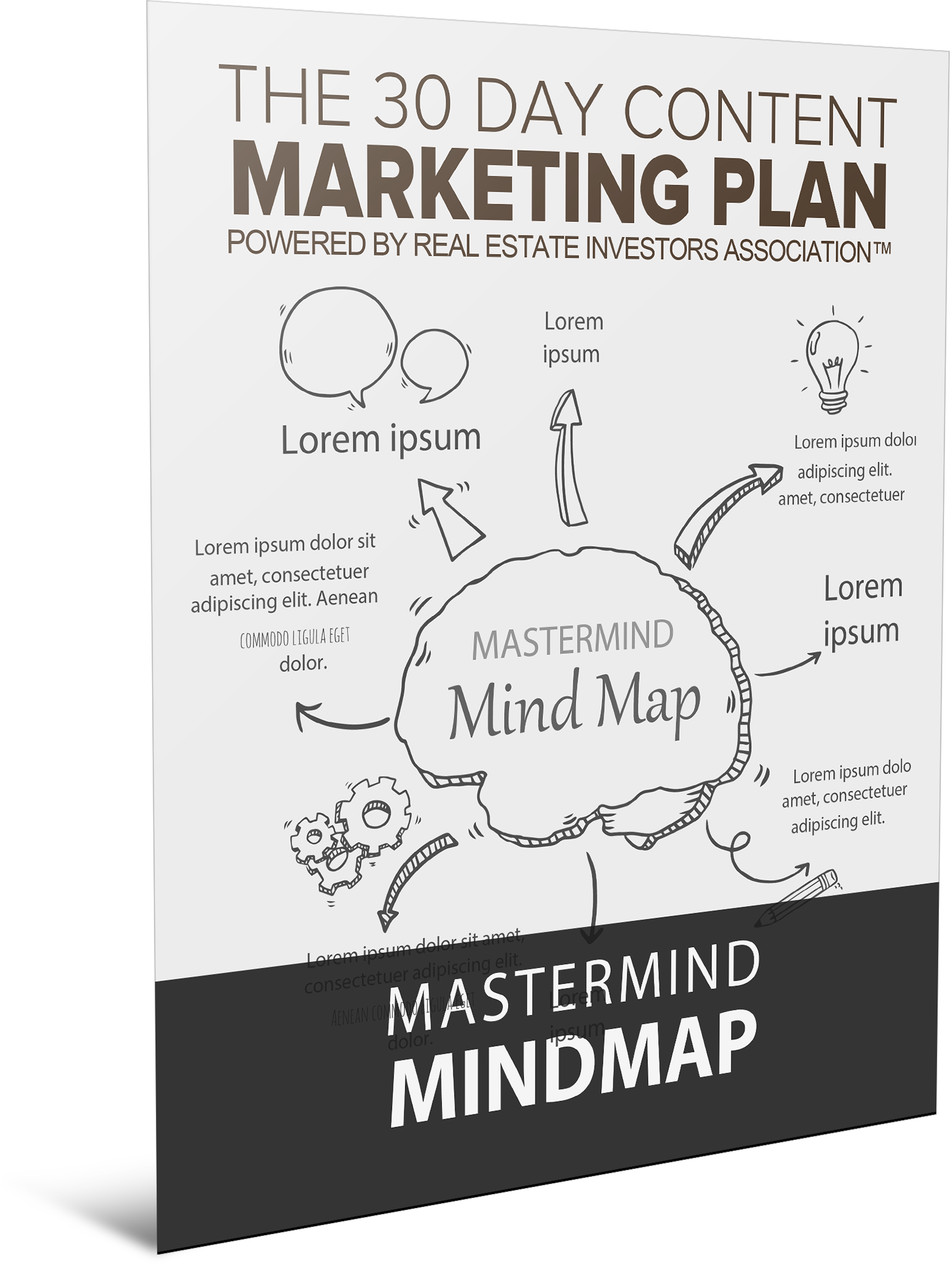 Discover how you can finally create a content marketing strategy that will help you grow your real estate business!