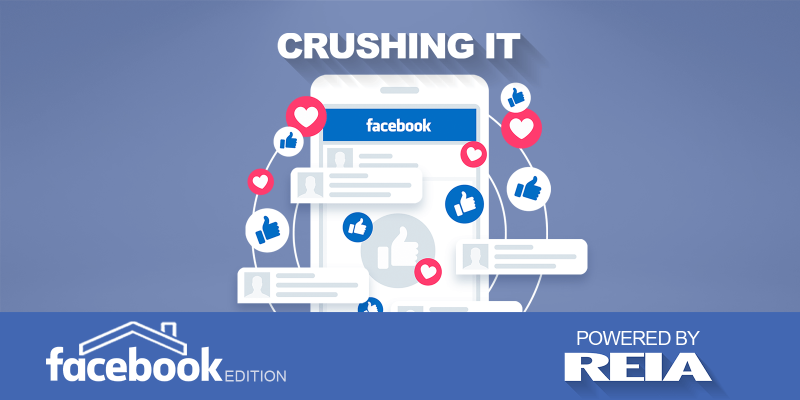 REIA has created the most comprehensive training for one of the most well-known social media sites: Facebook.