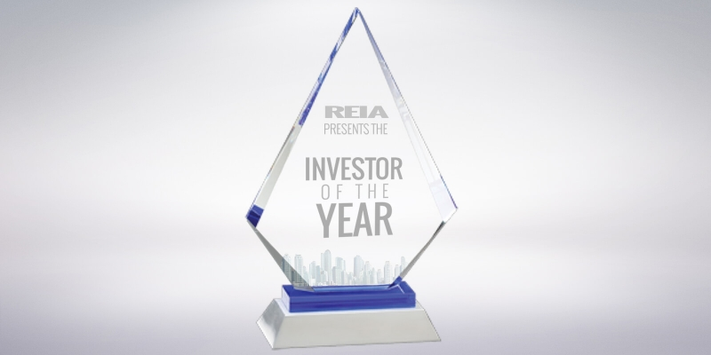 We honor the achievements of our best real estate investors in our local area market who have taken steps to succeed in real estate investing through our prestigious Real Estate Investor of the Year™ award for the successes of the Real Estate Investors Association™ professional members.