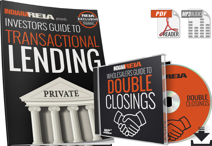 Master Legal Back-to-back closings to wholesale flip deals using Transactional Lending Title companies with Double simultaneous closings investor flip wholesale with Transactional Lending at Midwest Title companies and Real Estate Investors Association