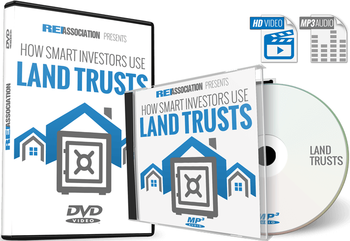 Master Real Estate Land Trusts in 2020 with Real Estate Entity and Asset Protection and Real Estate Investors Association™